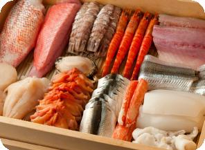 お寿司コーナーイメージ